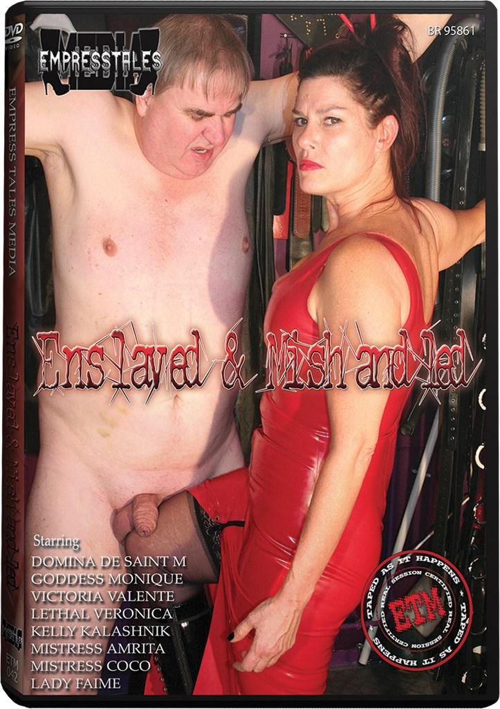 DVD - Enslaved & Mishandled