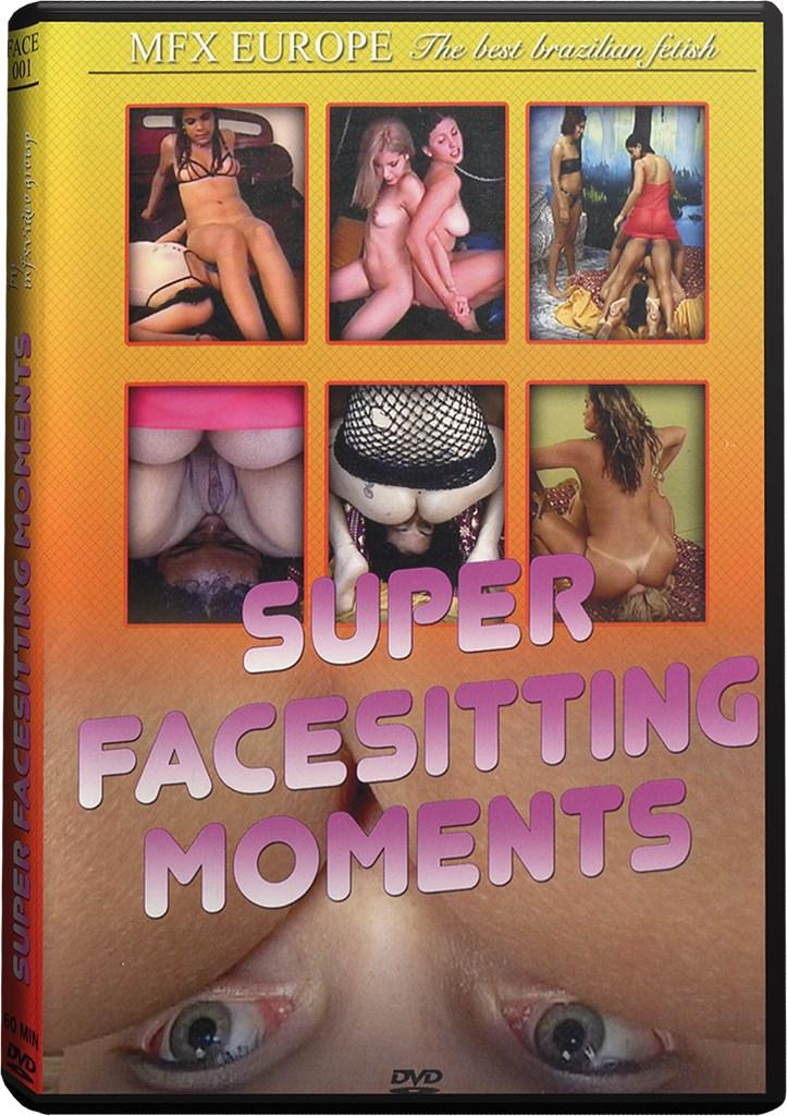 DVD - Super Facesitting Moments