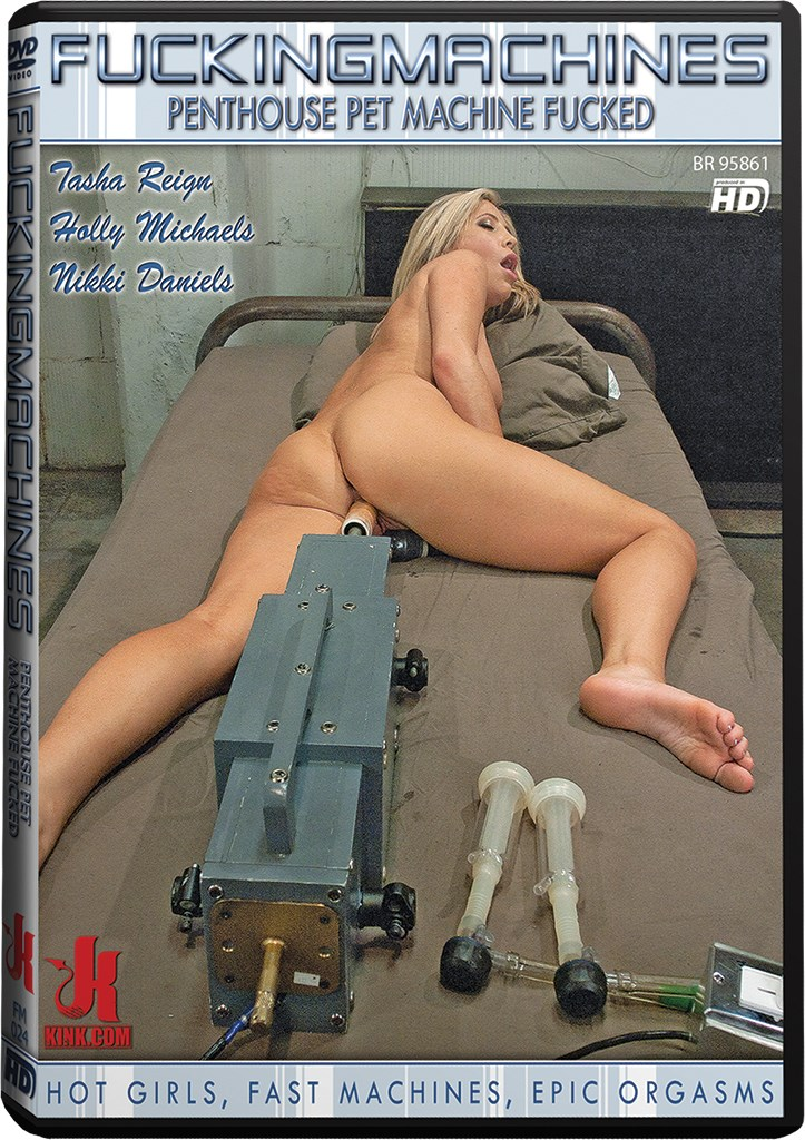 DVD - Penthouse Pet Machine Fucked