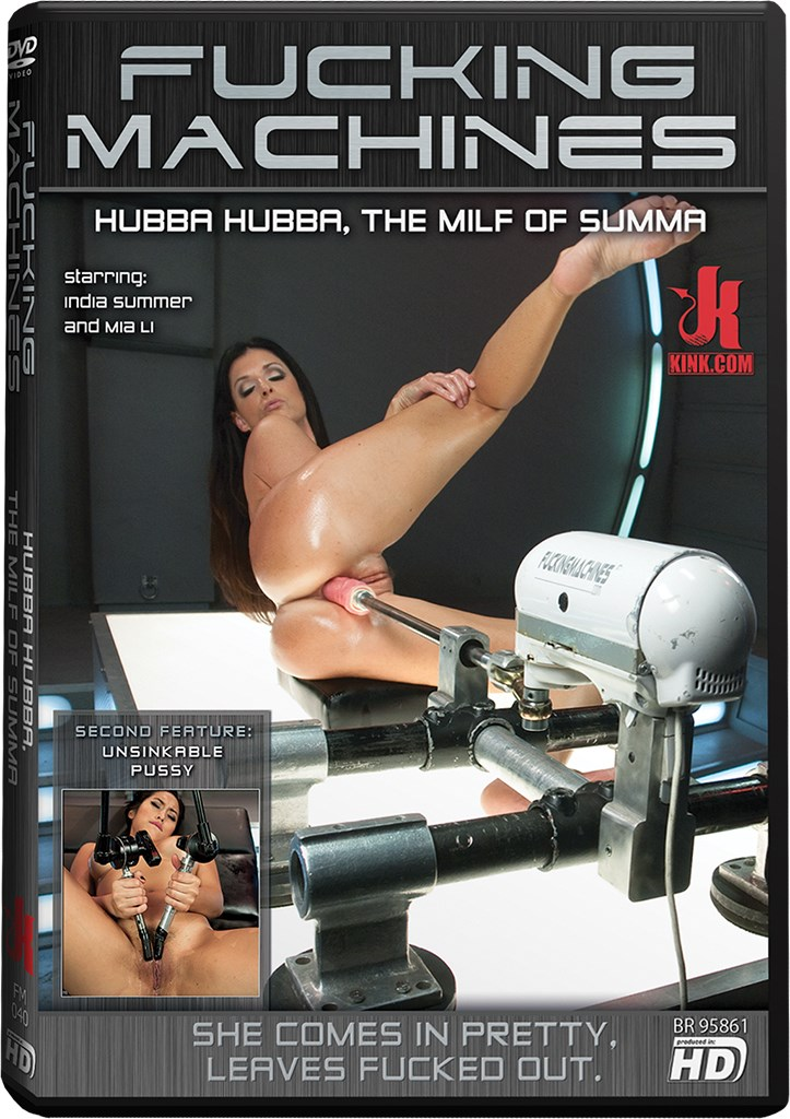 DVD - Hubba Hubba, the MILF of Summa