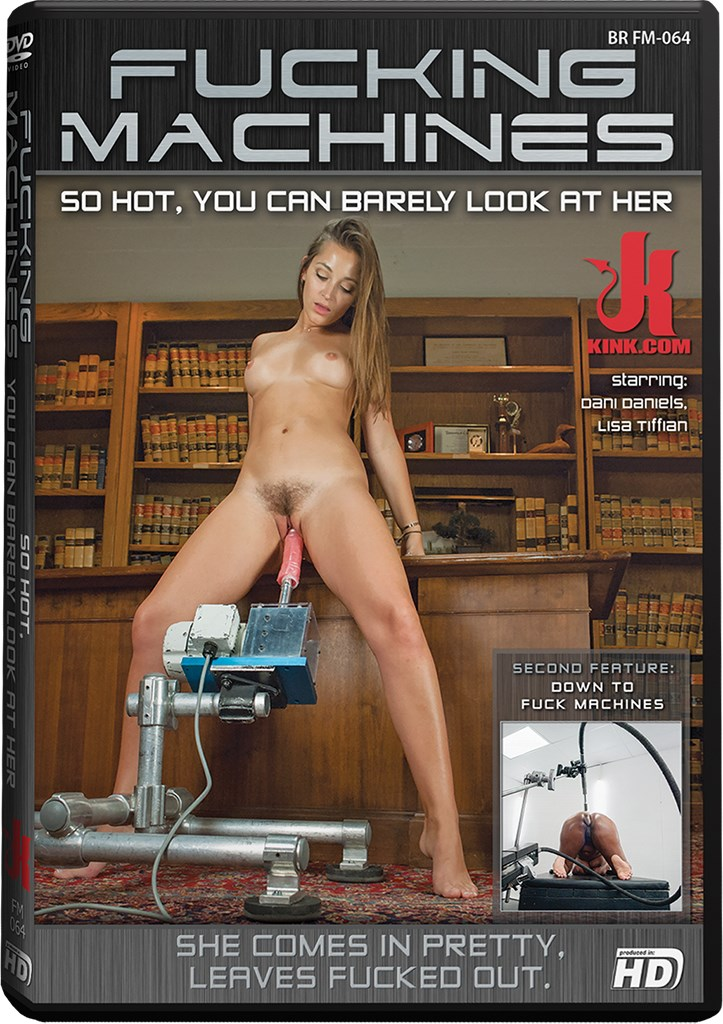 DVD - So hot, You Can Barely Look at Her