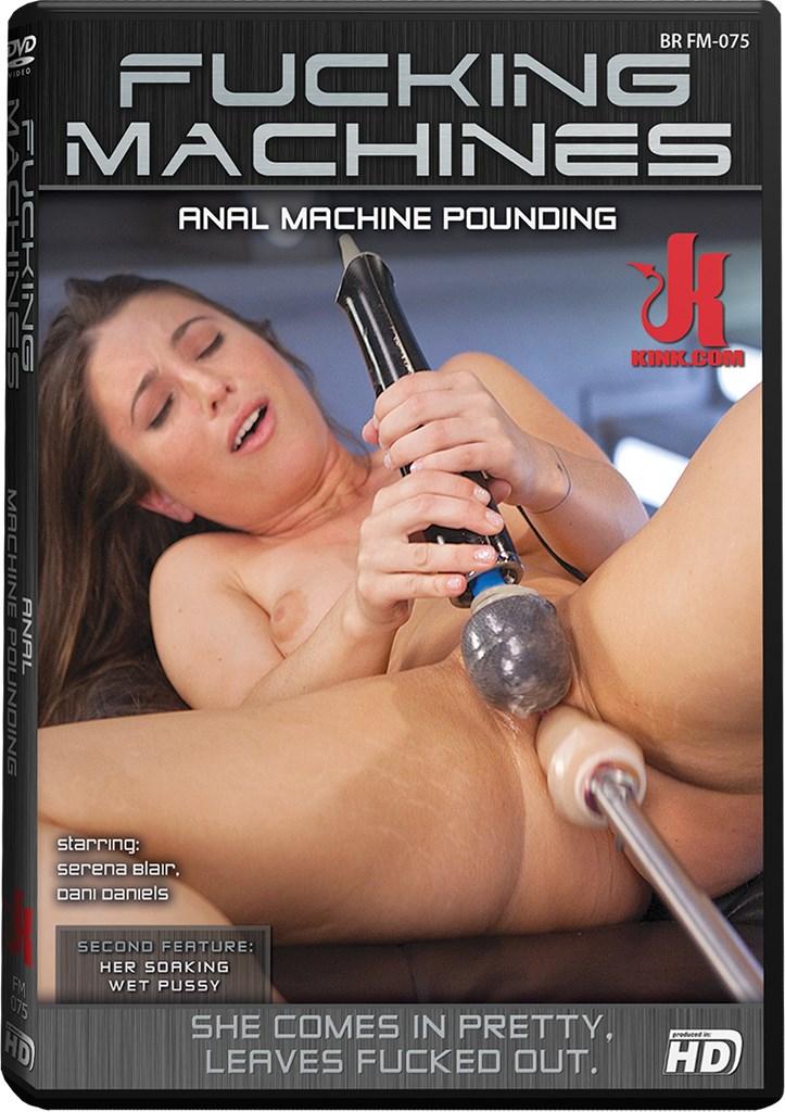 DVD - Anal Machine Pounding