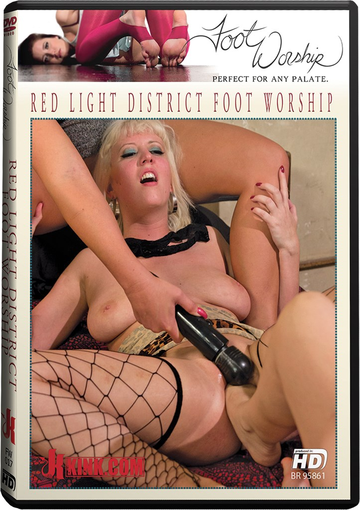DVD - Red Light District Foot Worship
