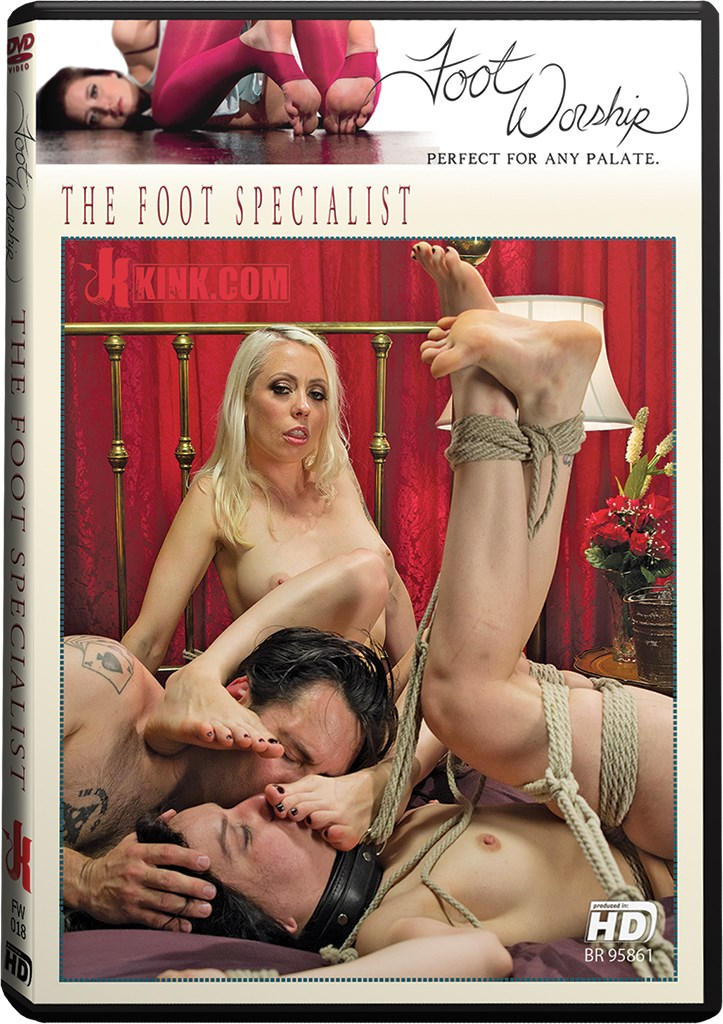 DVD - The Foot Specialist