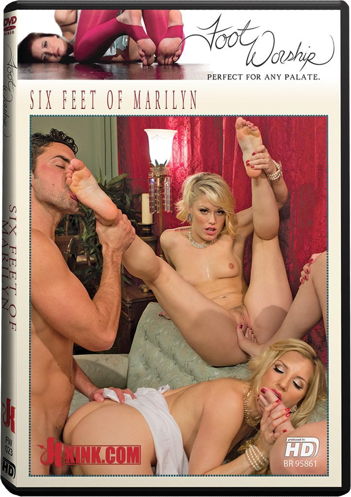DVD - Six Feet of Marilyn