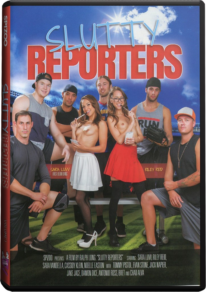DVD - Slutty Reporters volume 1