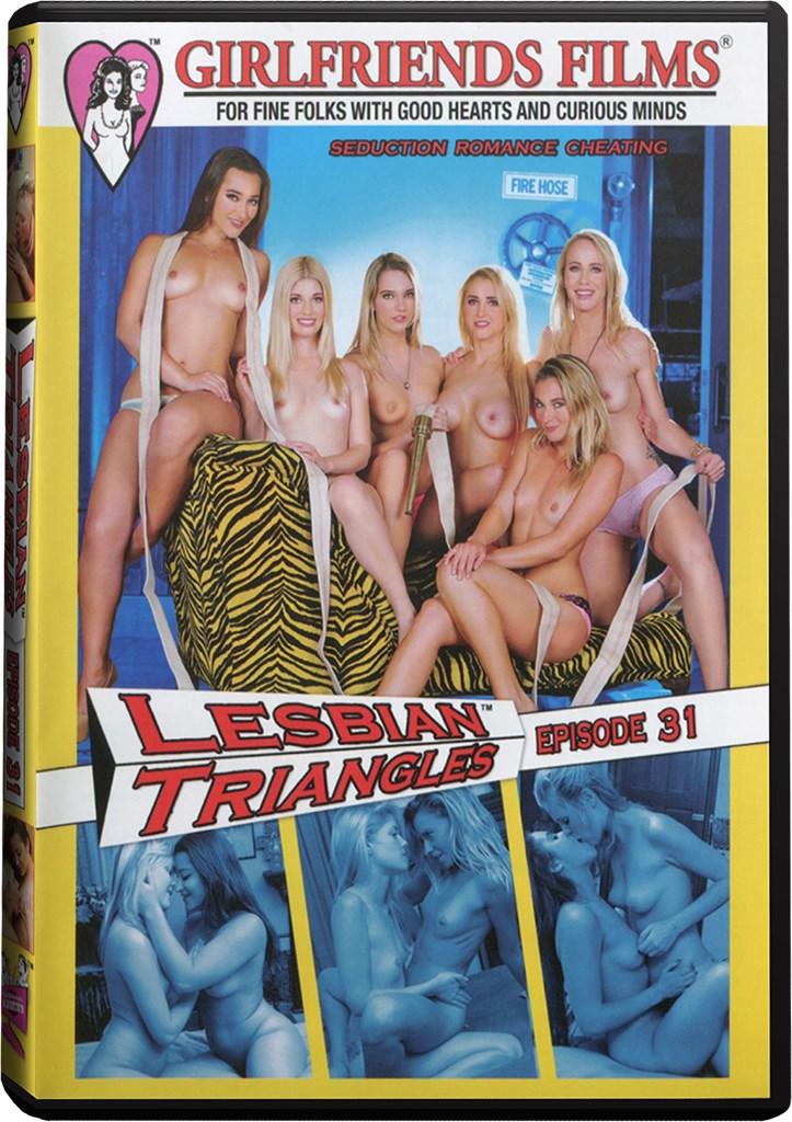 DVD - Lesbian Triangles Episode 31