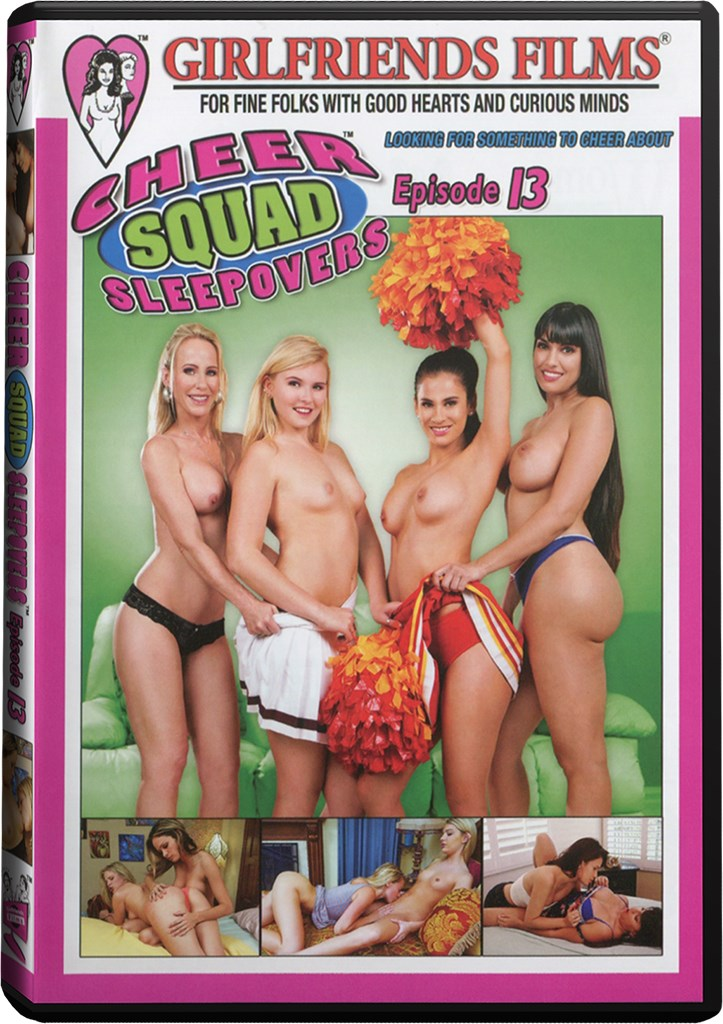 DVD - Cheer Squad Sleepovers Episode 13