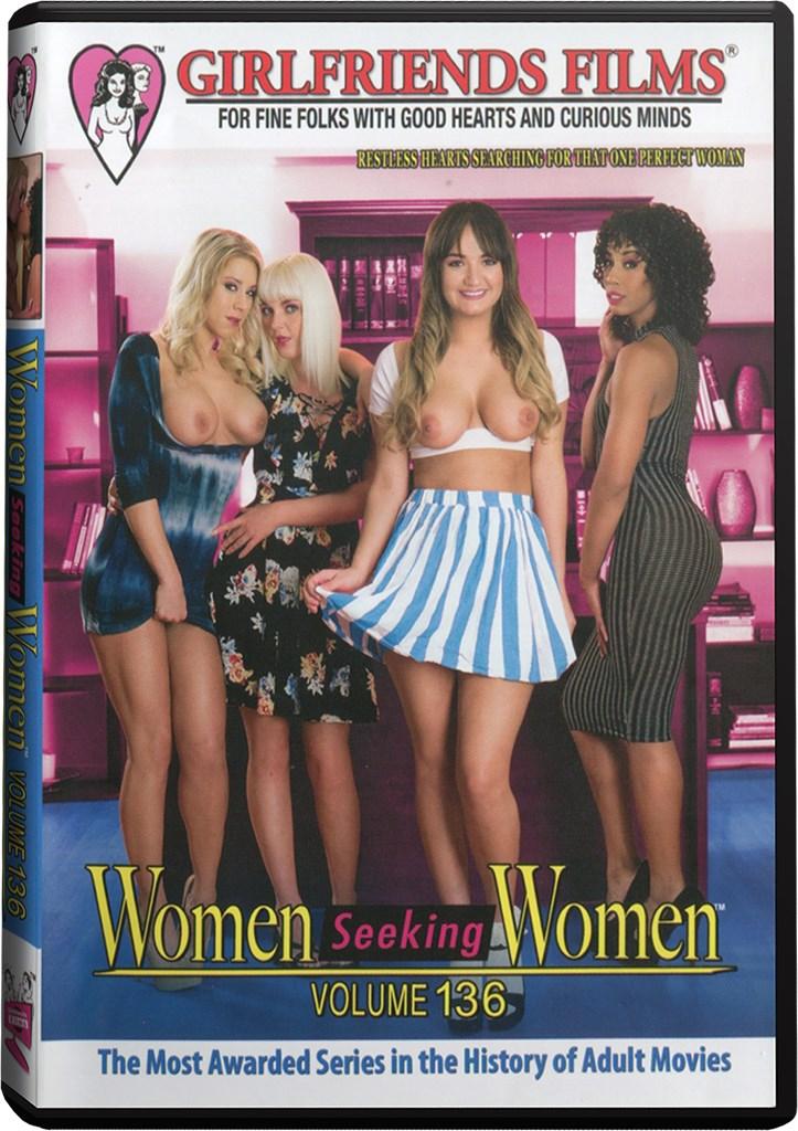 DVD - Women Seeking Women Vol. 136