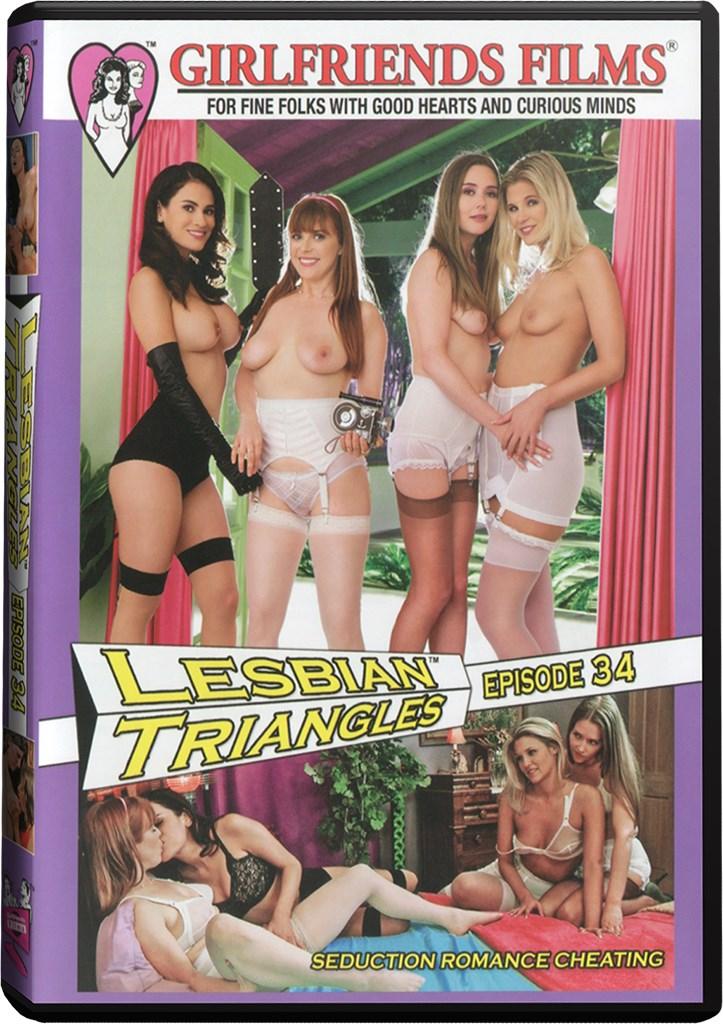 DVD - Lesbian Triangles Episode 34