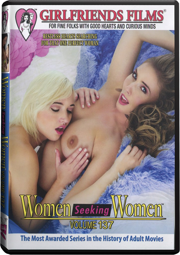 DVD - Women Seeking Women Vol. 137