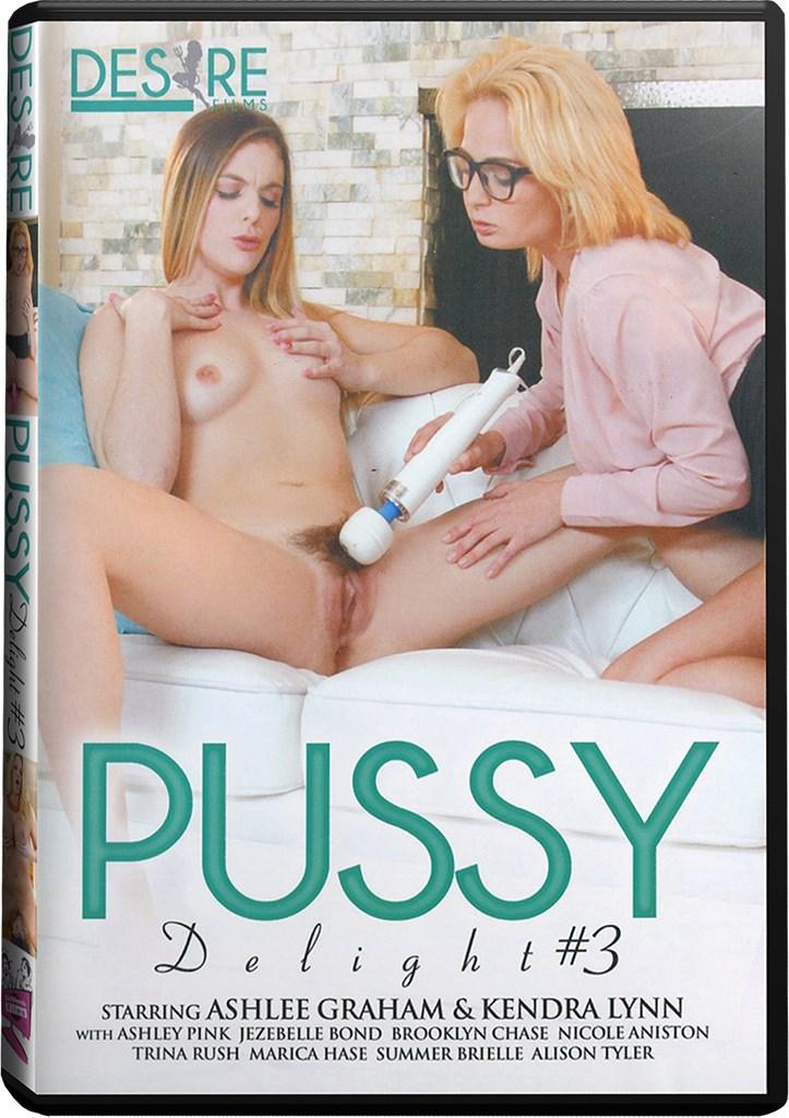 DVD - Pussy Delight 3