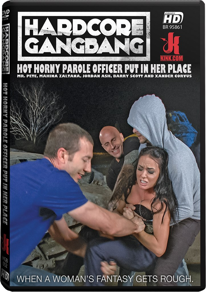DVD - Hot Horny Parole Officer Put in her Place