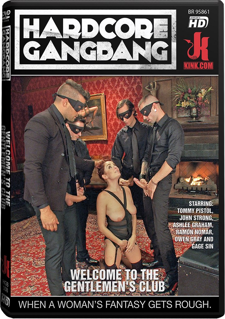 DVD - Welcome to the Gentlemen's Club