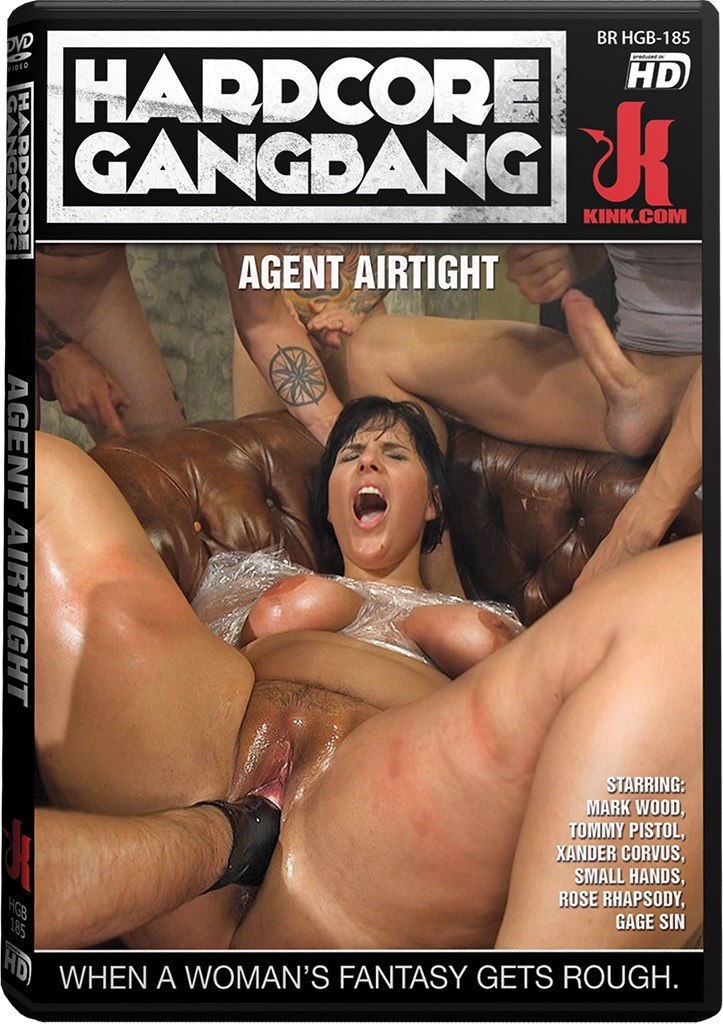 DVD - Agent Airtight