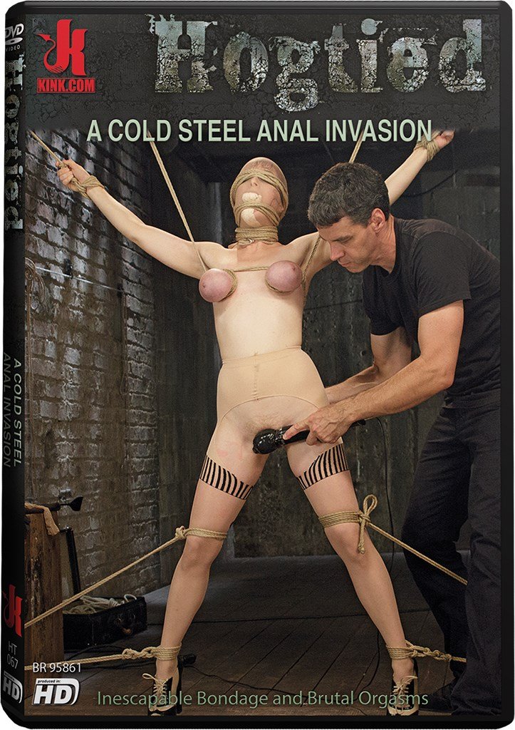 DVD - A Cold Steel Anal Invasion