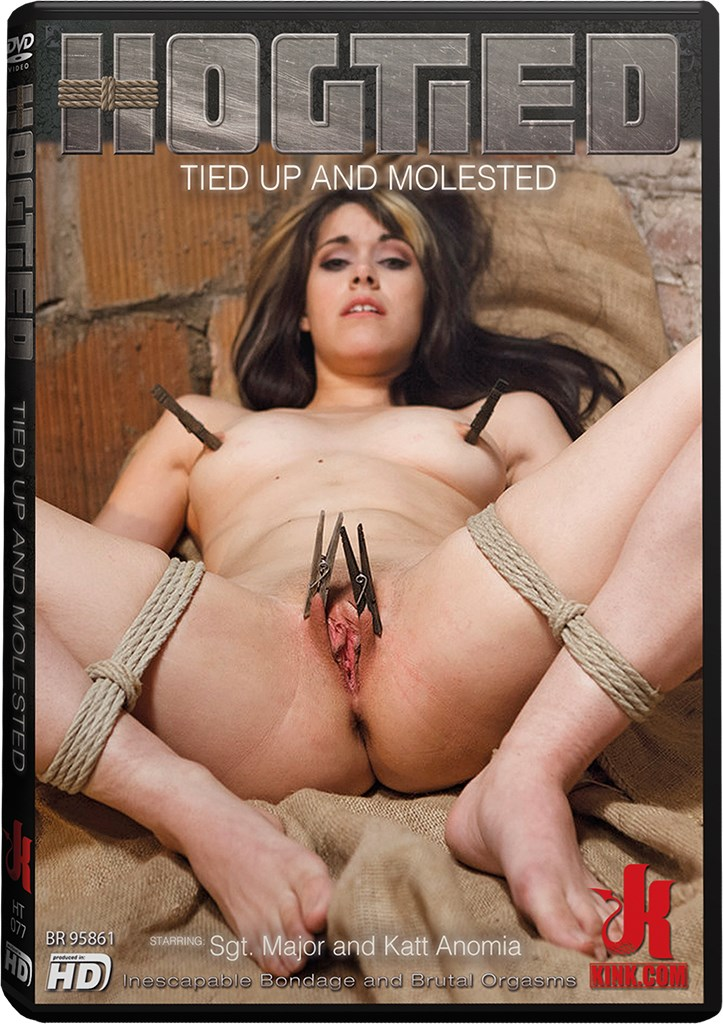 DVD - Tied up and Molested