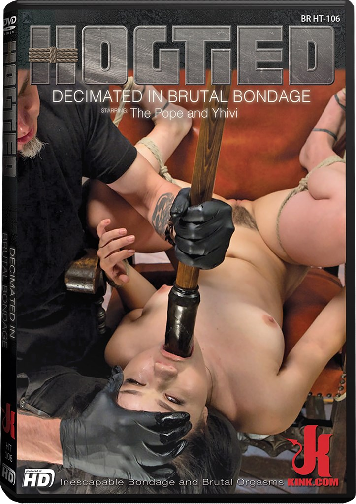 DVD - Decimated in Brutal Bondage