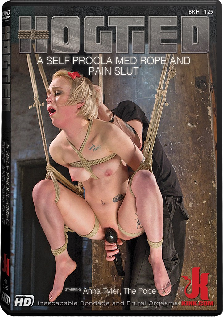 DVD - A Self Proclaimed Rope and Pain Slut