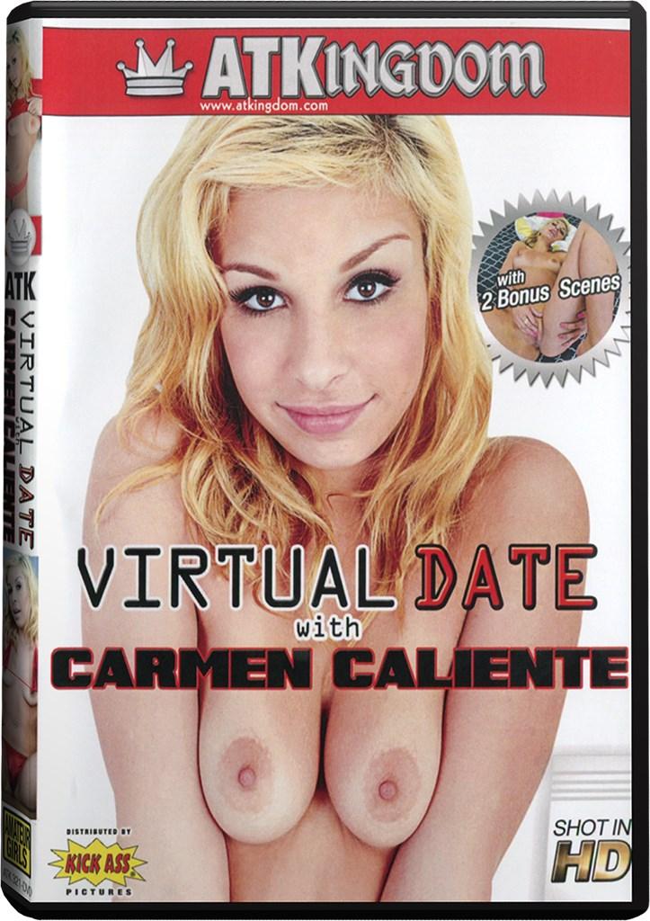 DVD - Virtual Date with Carmen Caliente