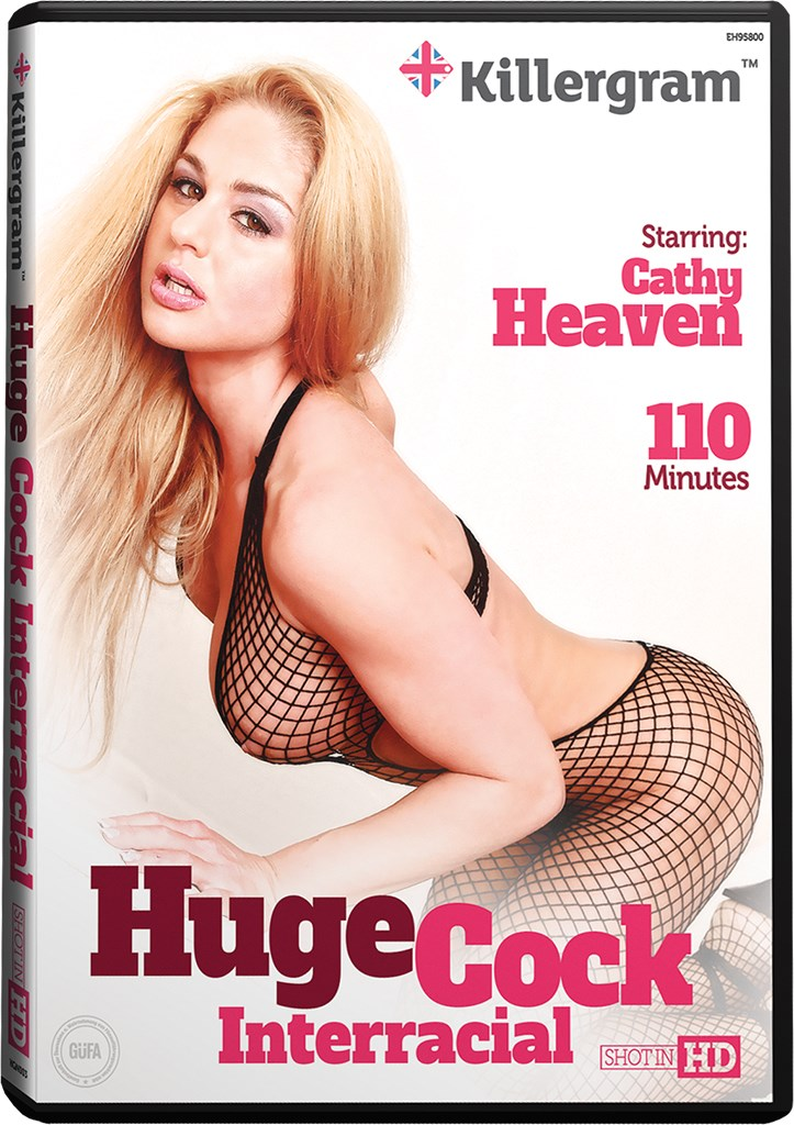 DVD - Huge Cock Interracial