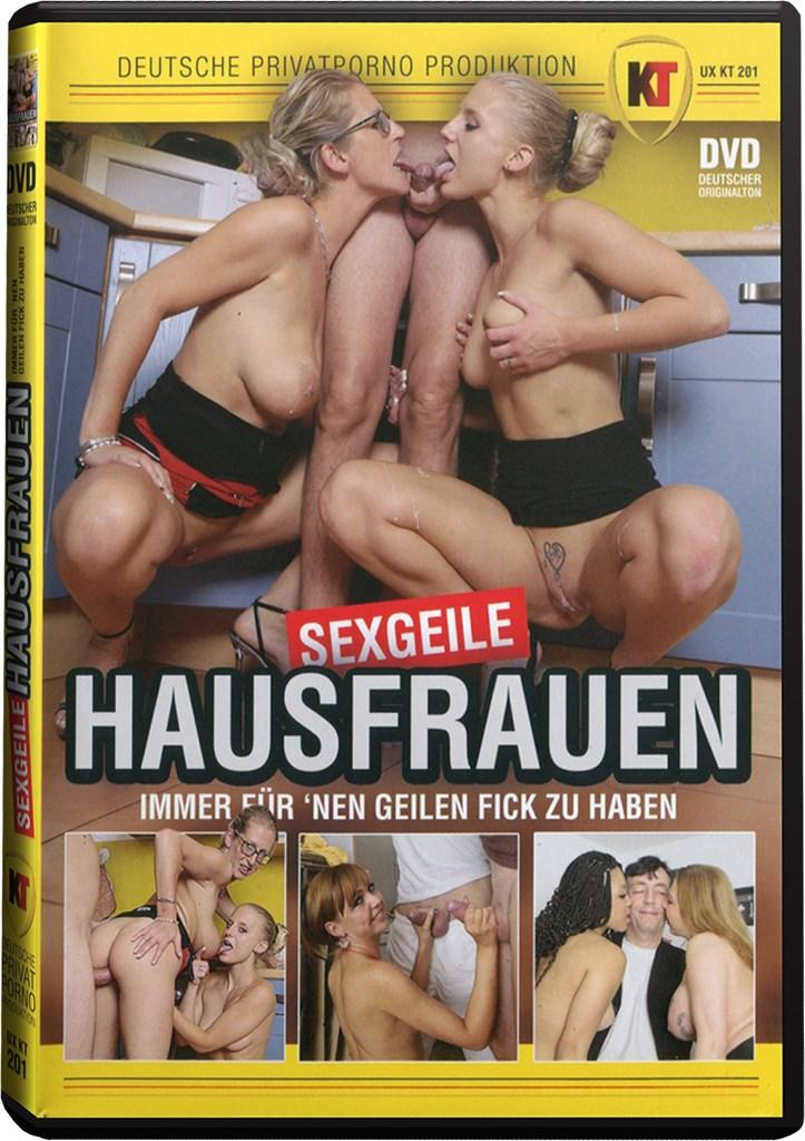 DVD - Nadržené domácí paničky