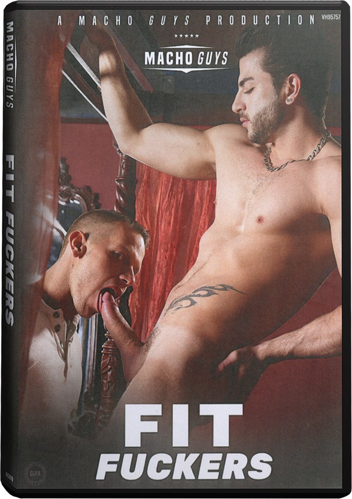 DVD - Fit Fuckers