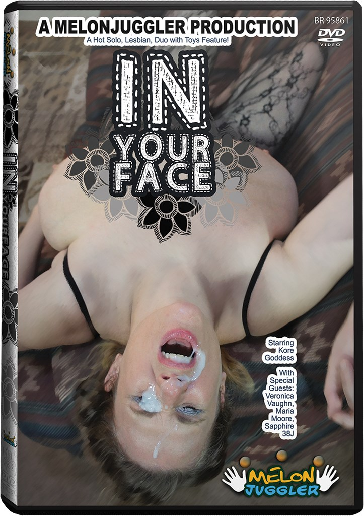 DVD - In Your Face