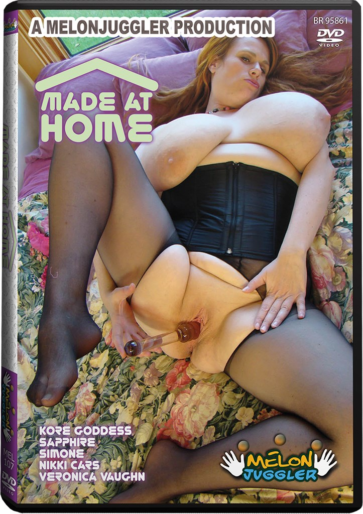 DVD - Made At Home