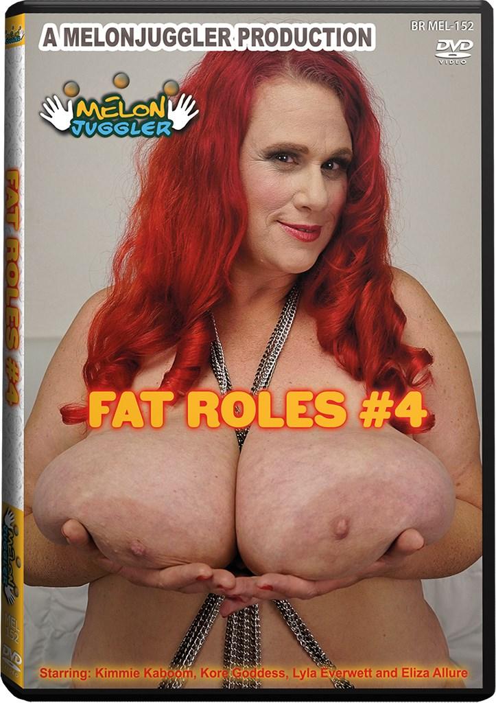 DVD - Fat Roles 4