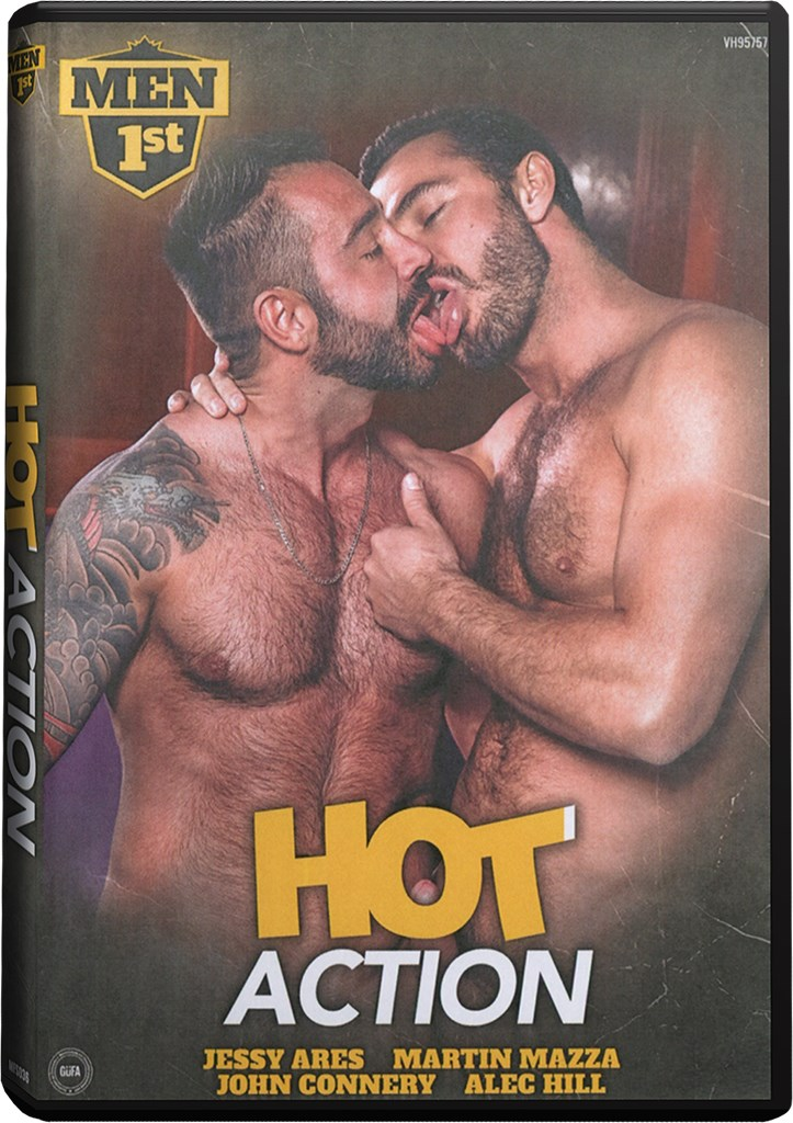 DVD - Hot Action
