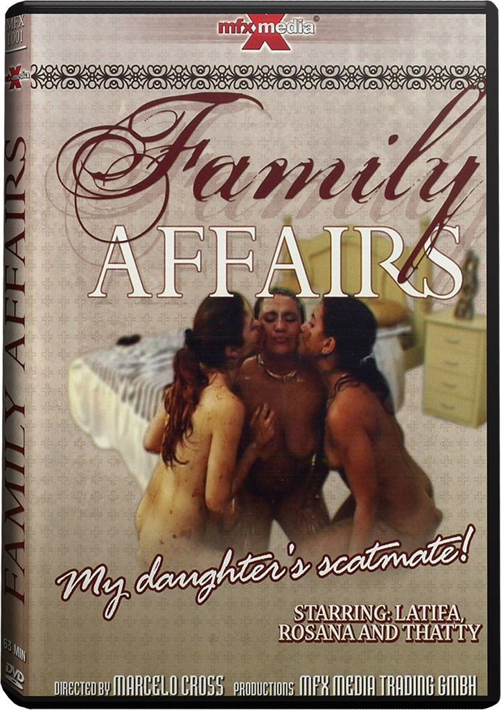 DVD - Family Affairs