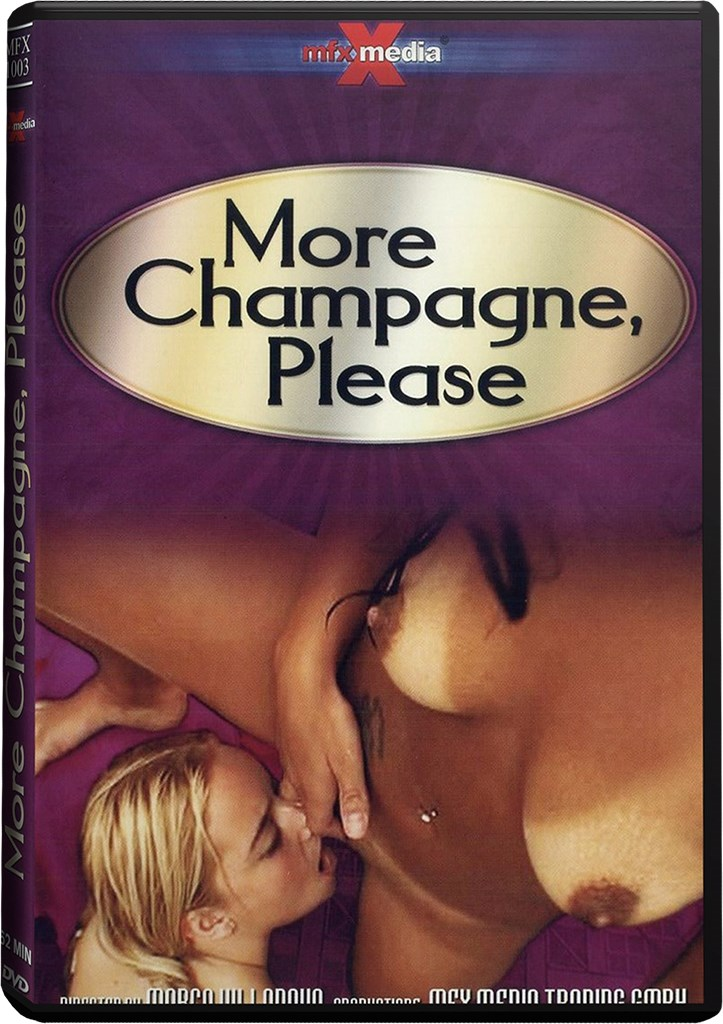 DVD - More Champagne, Please
