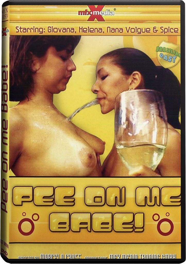 DVD - Pee on me, Babe