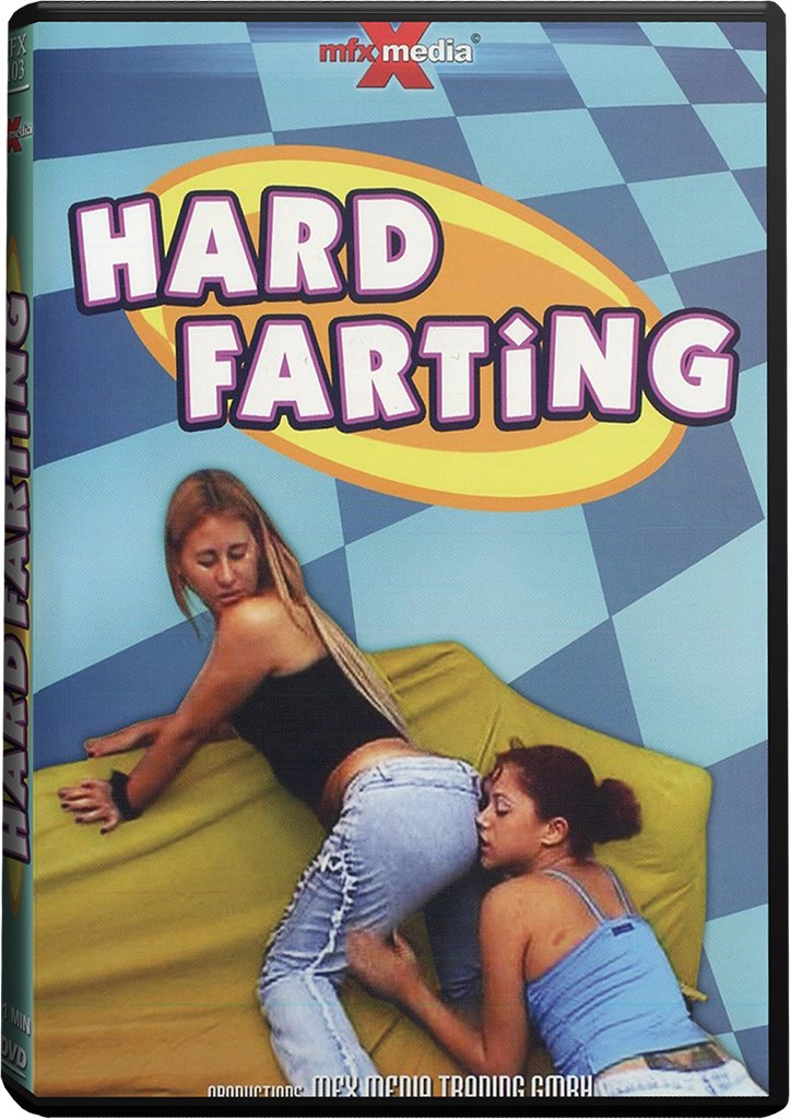 DVD - Hard Farting