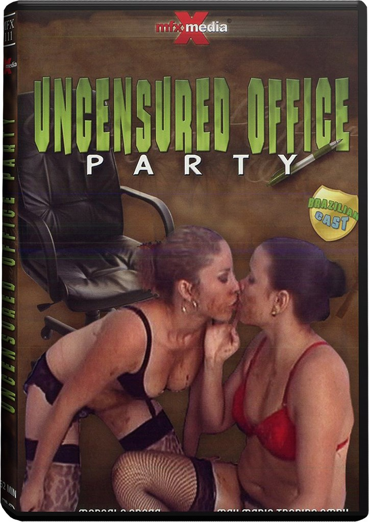 DVD - Uncensored Office Party