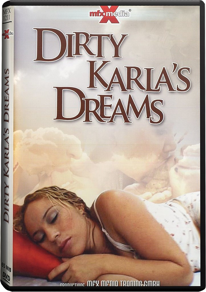DVD - Dirty Karla's Dreams