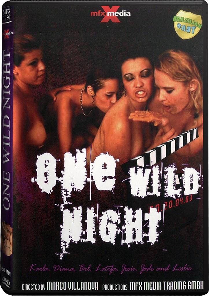 DVD - One Wild Night