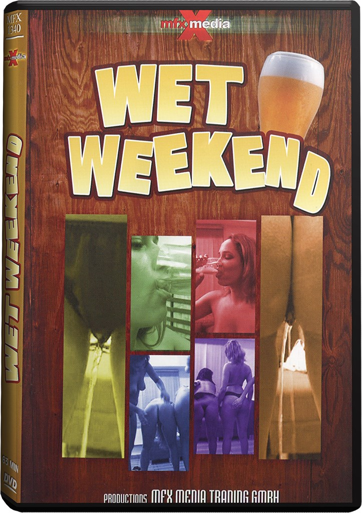 DVD - Wet Weekend