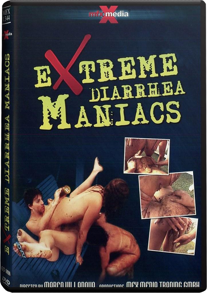DVD - Extreme Diarrhea Maniacs