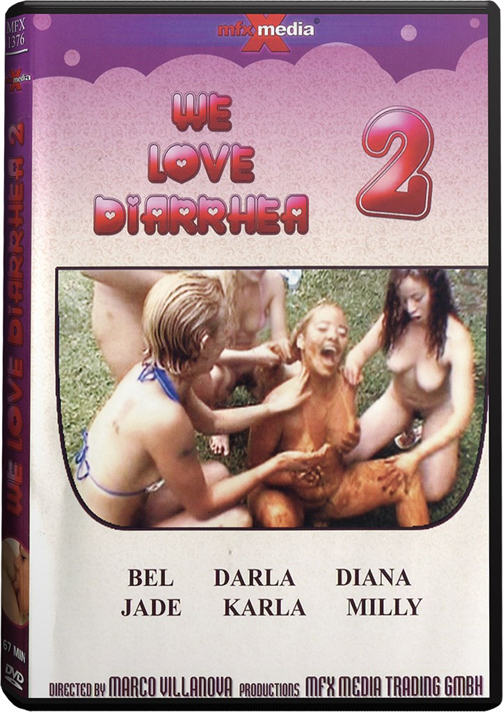 DVD - We love Diarrhea 2