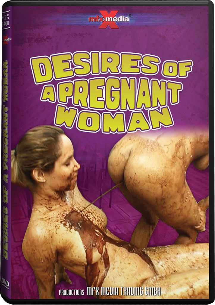 DVD - Desires of a Pregnant Scat Woman