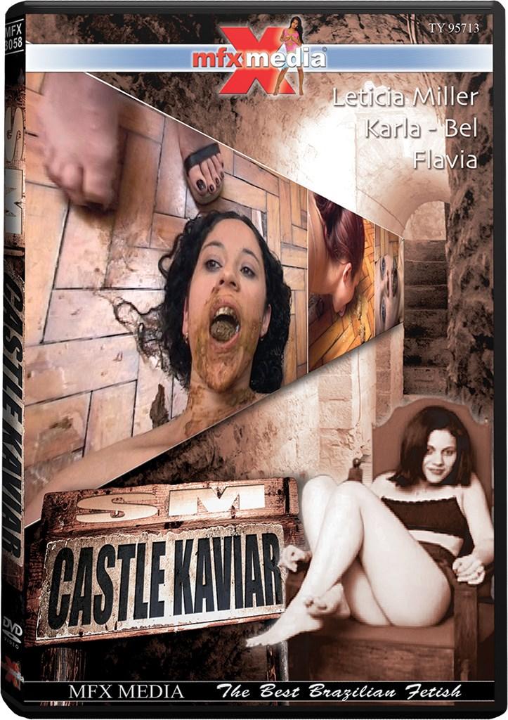 DVD - SM Castle Kaviar