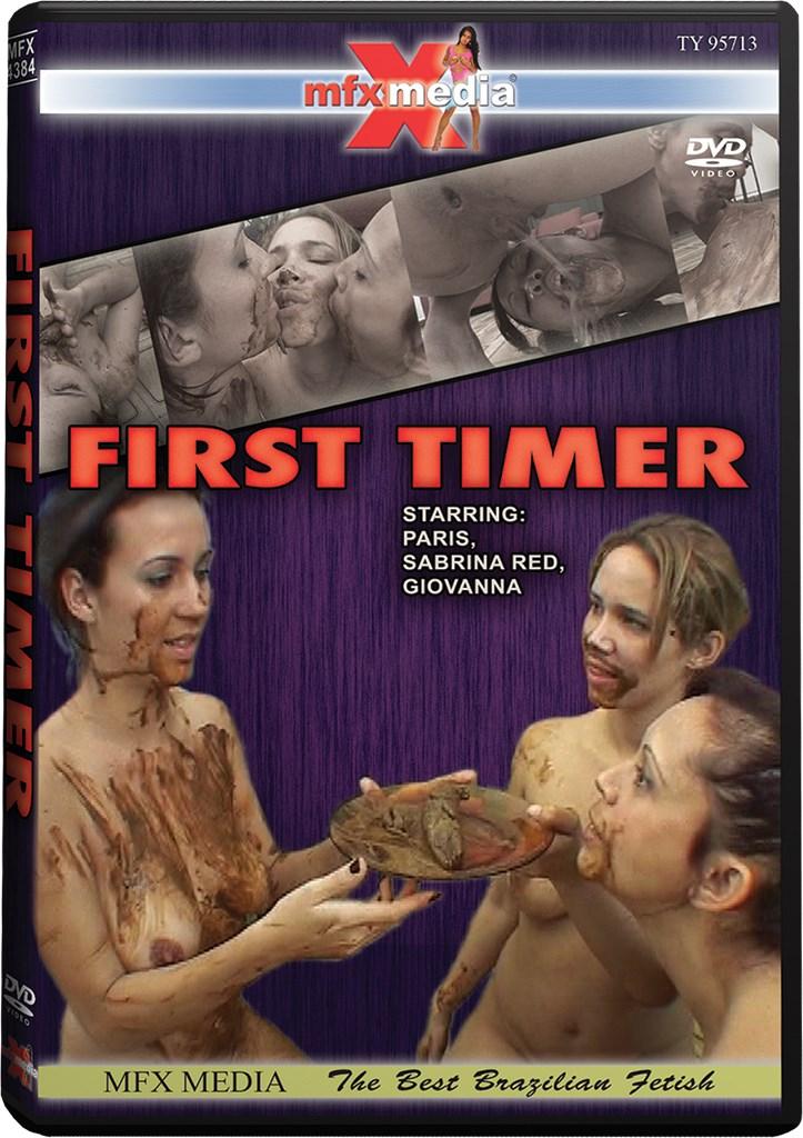 DVD - First Timer