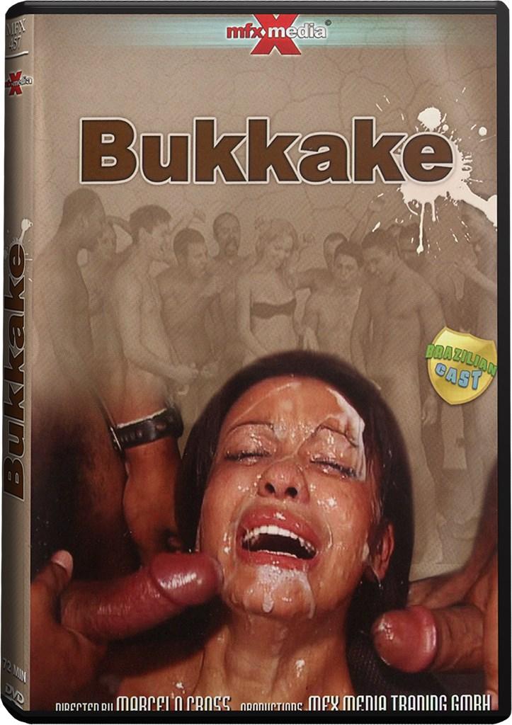 DVD - Bukkake