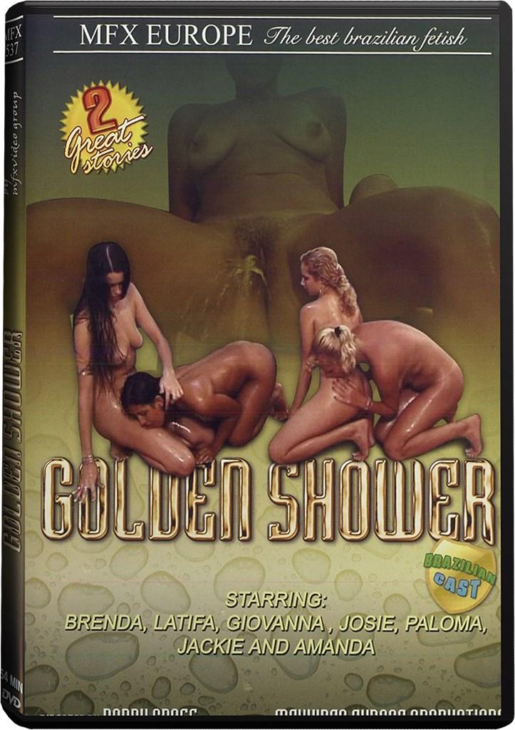 DVD - Golden Shower