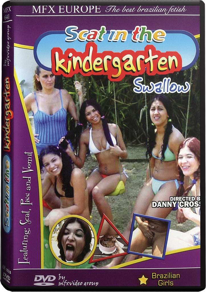 DVD - Scat in the Kindergarten