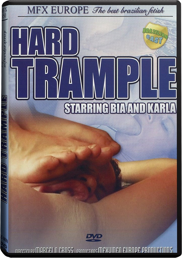 DVD - Hard Trample