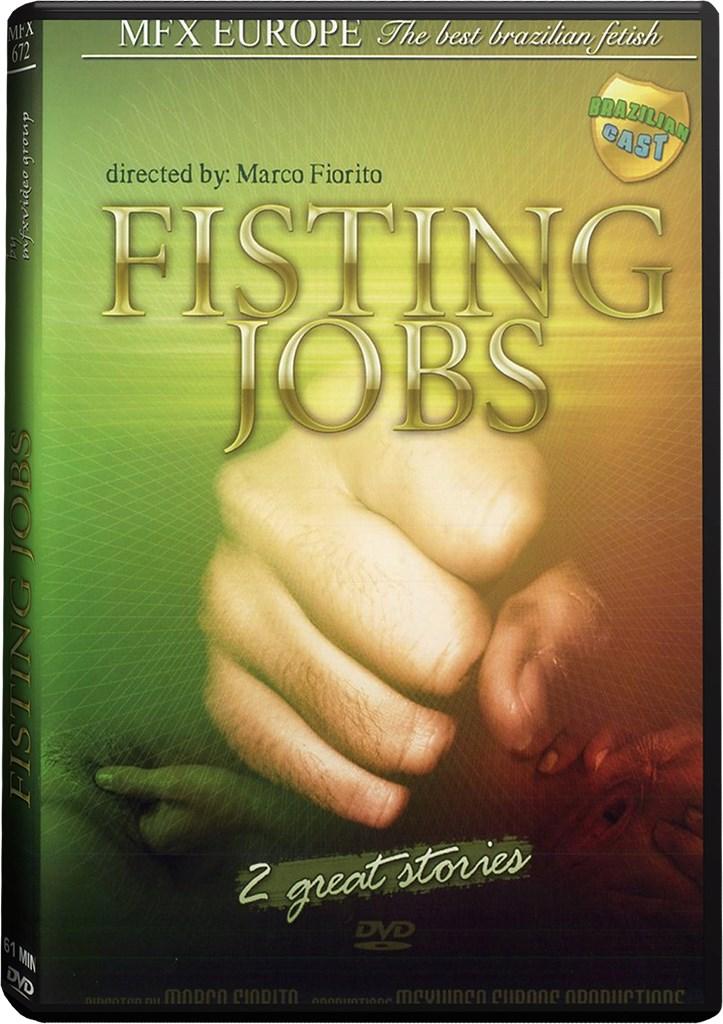 DVD - Fisting Jobs