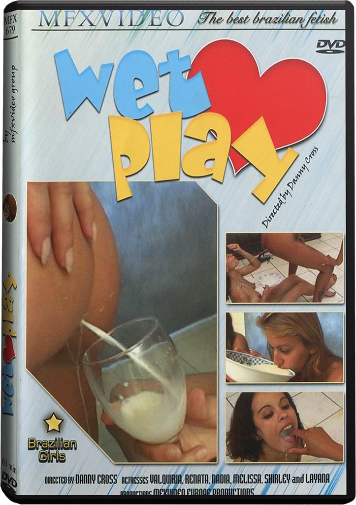 DVD - Wet Play